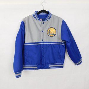 Golden State Warriors Jacket Youth XL